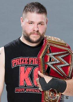 WWE环球冠军--凯文·欧文斯