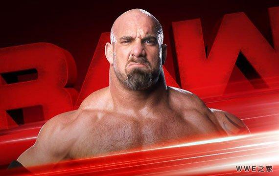 """12年了!""""战神""""高柏回归WWE擂台《RAW中文》"""