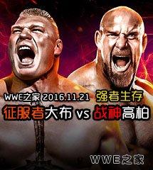 <b>WWE2016年11月21日【强者生存】幸存者大赛</b>