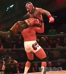 <b>墨西哥地下摔角Lucha Underground第三季《第九集》</b>