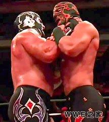 <b>墨西哥地下摔角Lucha Underground第三季《第十集》</b>