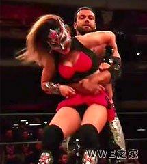 <b>墨西哥地下摔角Lucha Underground第三季《第十四集》</b>