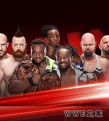 <b>WWE2016年12月13日【RAW最新赛事】</b>