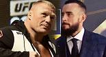 布洛克和CM朋克都会回归UFC?