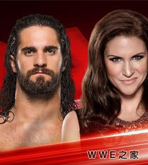 <b>WWE2017年1月31日【RAW最新赛事】</b>