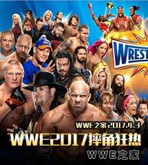<b>WWE2017年4月3日《摔角狂热大赛33》</b>