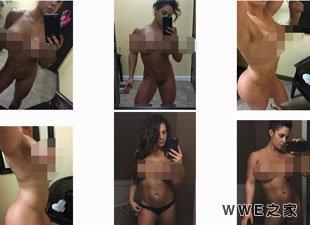 """头条!""""一大波""""WWE女子裸照流出"""