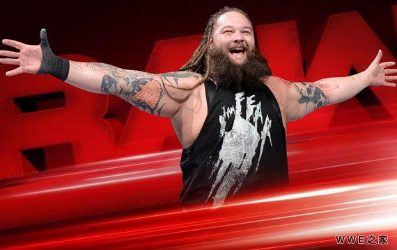 布雷·怀亚特剑指WWE全球冠军?《RAW赛事》