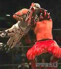 <b>墨西哥地下摔角Lucha Underground第三季《第二十二集》</b>