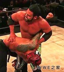 <b>墨西哥地下摔角Lucha Underground第三季《第二十七集》</b>
