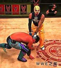 <b>墨西哥地下摔角Lucha Underground第三季《第二十八集》</b>
