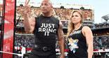 <b>悍妇已经在接受训练 准备来WWE搞事情?</b>