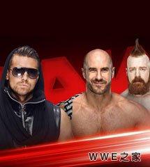 <b>WWE2017年10月10日【RAW最新赛事】</b>