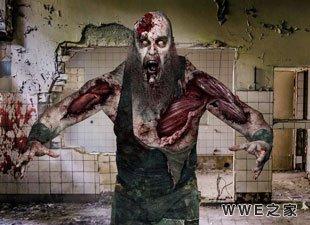WWE超级巨星僵尸照《最新版》