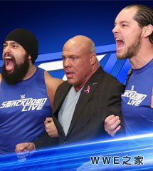 <b>WWE2017年10月25日【SD最新赛事】</b>