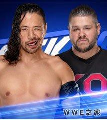 <b>WWE2017年11月1日【SD最新赛事】</b>