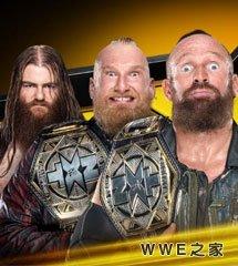 <b>WWE2017年11月2日【NXT最新赛事】</b>