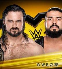 <b>WWE2017年11月16日【NXT最新赛事】</b>