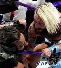 <b>WWE2017年11月14日【205 Live】</b>