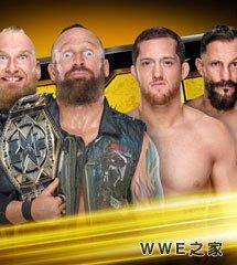 <b>WWE2017年12月21日【NXT最新赛事】</b>