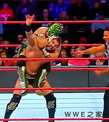 <b>WWE2017年12月23日【ME最新赛事】</b>