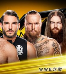 <b>WWE2017年12月28日【NXT最新赛事】</b>