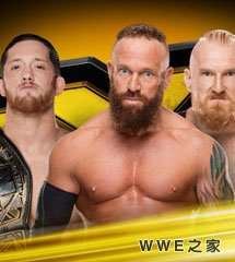 <b>WWE2018年1月11日【NXT最新赛事】</b>