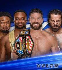 <b>WWE2018年1月24日【SD最新赛事】</b>