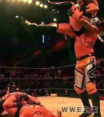 <b>墨西哥地下摔角Lucha Underground第三季《第三十六集》</b>