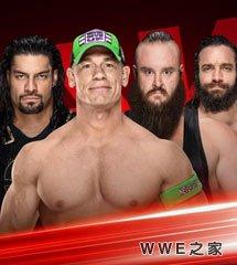 <b>WWE2018年2月20日【RAW最新赛事】</b>