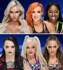 <b>WWE2018年2月21日【SD最新赛事】</b>