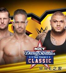 <b>WWE2018年3月8日【NXT最新赛事】</b>