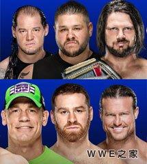 <b>WWE2018年3月12日【快车道大赛】</b>