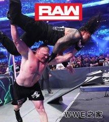 <b>WWE2018年4月10日【RAW最新赛事】</b>