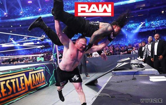 多为新任冠军已诞生《RAW赛事》