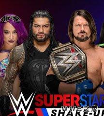 WWE2018年4月18日【SD最新赛事】
