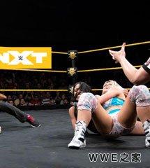 WWE2018年4月19日【NXT最新赛事】