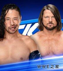 <b>WWE2018年5月2日【SD最新赛事】</b>