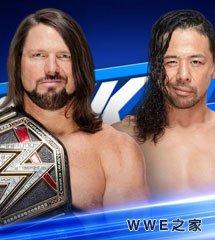 <b>WWE2018年5月9日【SD最新赛事】</b>