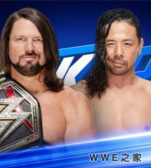 <b>WWE2018年5月16日【SD最新赛事】</b>