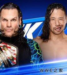 WWE2018年6月27日【SD最新赛事】