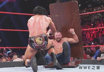 WWE2019年3月27日【RAW最新赛事】