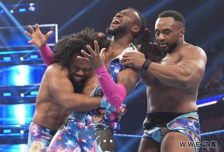 WWE2019年3月28日【SD最新赛事】
