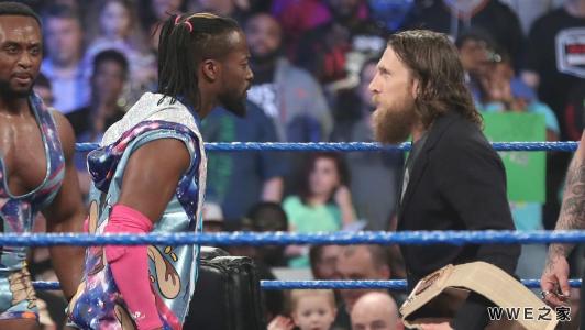 WWE2019年4月4日【SD最新赛事】