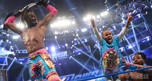 WWE2019年4月11日【SD最新赛事】