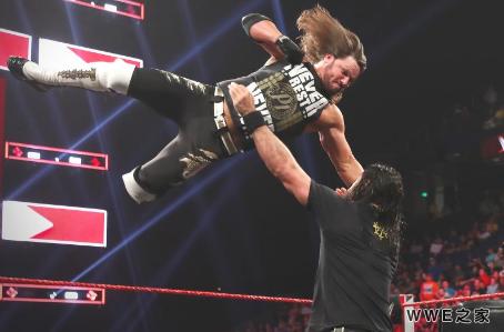 WWE2019年4月30日【RAW最新赛事】