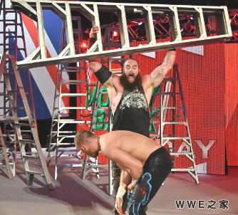 WWE2019年5月14日【RAW最新赛事】