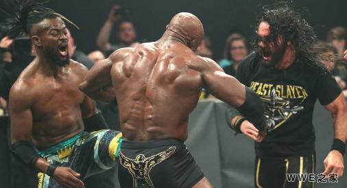 WWE2019年5月21日【RAW最新赛事】