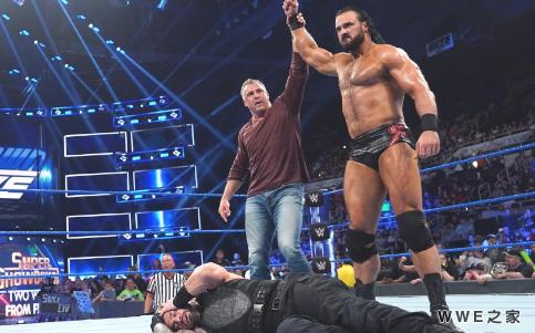 WWE2019年5月22日【SD最新赛事】