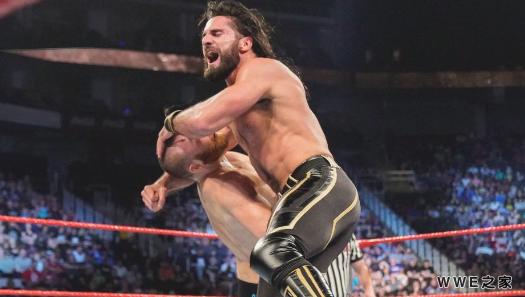 WWE2019年5月28日【RAW最新赛事】